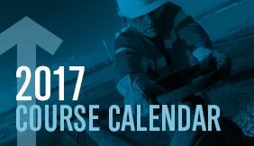 2016 Course Calendar