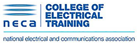 NECA - College of Electrical Training logo