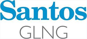 Santos GLNG logo