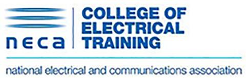 NECA - College of Electrical Training logo